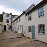 Listed Townhouse conversion, Huntingdon